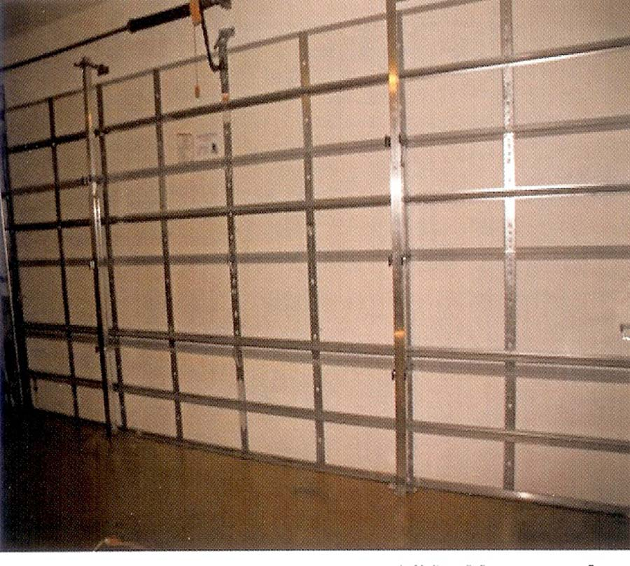 Garage Door Braces